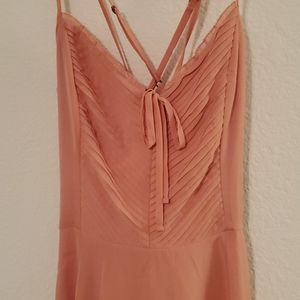 Abercrombie and Fitch Cross-back Dress XS